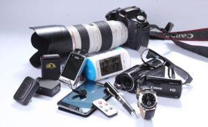 Our Equipment | Hanuman Investigation